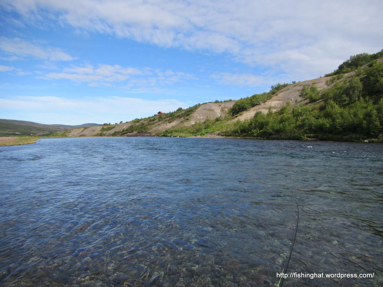 Robert Salmon Guide Fishinghat